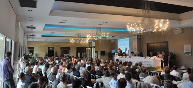 Assemblée générale 2011 des Communes forestières